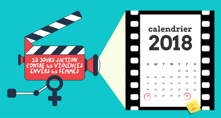12 days of action on violence against women