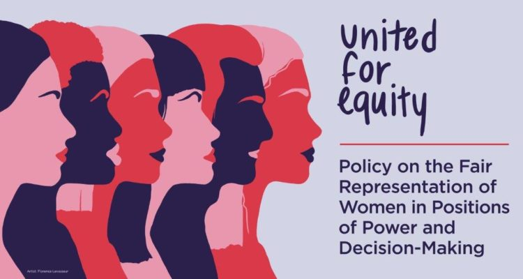 United for equity!