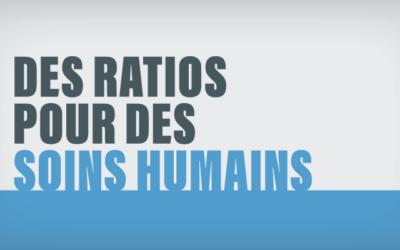 La FIQ réclame le déploiement des ratios sécuritaires professionnelles en soins / patient-e-s dans les CHSLD du Québec