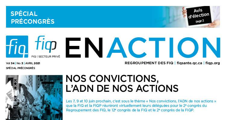 Le Journal en Action précongrès maintenant disponible