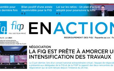 Le Journal En Action du Conseil national extraordinaire du 3 juin maintenant disponible