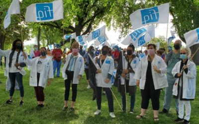 Négociations dans le secteur public : les professionnelles en soins lancent des signaux de détresse aux parlementaires