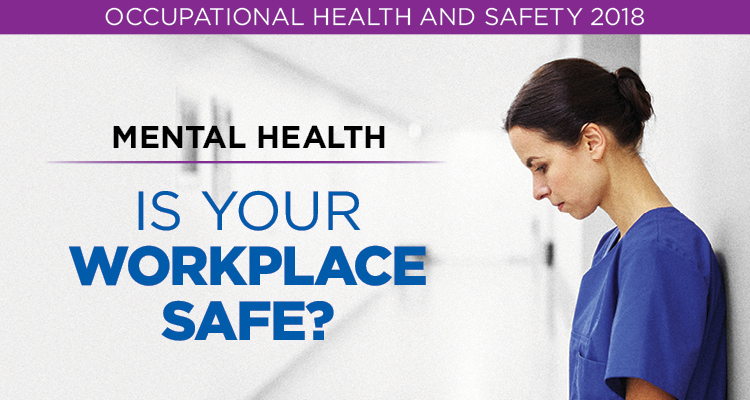 Mental Health: Is your workplace safe?